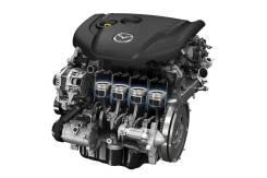 Двигатель в сборе. Mazda: Atenza, Cronos, Demio, Bongo, CX-7, Axela, Capella, CX-5, Familia, Premacy, Tribute L3VDT, L3VE, LFDE, LFVD, LFVE, FSDE, KFZ...