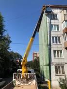 Услуги автовышки 22 метра, стрела 7т