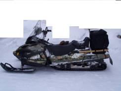 BRP Lynx 69 Yeti Army. исправен, есть псм, с пробегом
