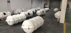 Плоты спасательные надувные 8 чел (ПСН) от сервис станции, Новые!