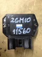 Реостат печки Toyota Isis ZGM10
