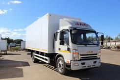 JAC. Изотермический фургон 120, 47 кубов!, 3 760куб. см., 7 000кг., 4x2. Под заказ