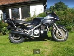 Yamaha FJ 1200, 1992