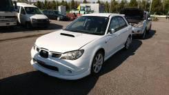 Дверь боковая. Subaru Impreza WRX, GD, GDA, GG, GGA