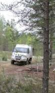 ГАЗ ГАЗель Бизнес. Продам дом на колёсах на базе газель бизнес 4х4, 6 мест