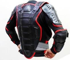 Черепаха Michiru Dark Knight Черно-Красная (Размеры L, M, XL, XXL, XXXL)