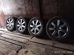 Продаю 4 колеса летнии на литье R15