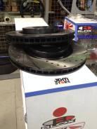 JDMStore | К-Т дисков тормозных с перфорацией Nissan Qashqai J10E