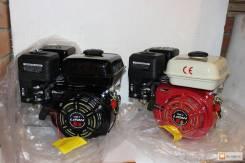 Двигатель мотоблока 168F (6,5Hp) (вал 20мм, шпонка)