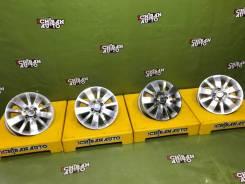 Комплект литых дисков