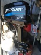 Продам лодочный мотор Меркури 25