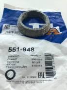 Кольцо уплотнительное, труба выхлопного газа 551-948 FA1 Subaru EJ204