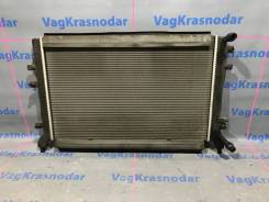 Радиатор интеркулер VW Passat B7 Golf 6 Tiguan 1.4