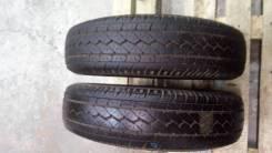 Bridgestone R600. летние, б/у, износ 10%