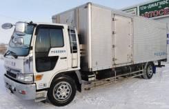 Hino Ranger. Продам грузовик фургон-рефрижератор в Канске, 8 000куб. см., 7 500кг., 4x2