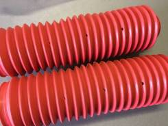 Гофры пыльники для вилки / красные в наличии