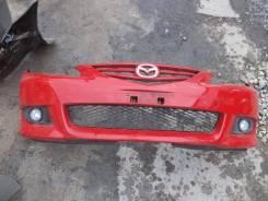 Бампер передний Mazda 6 Atenza GG 2002-2007 sport