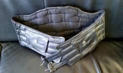 Пояс кожаный защитный, р-р Medium