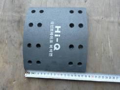 Накладка тормозная Daewoo P3454104280, P34541-04280, 3454104280, 34541-04280