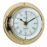 "Часы ""Clipper"" , водонепроницаемые, диаметр 12см, глубина 4 см"
