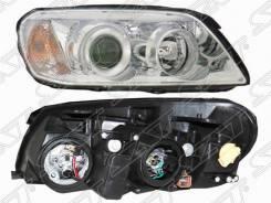 Фара. Chevrolet Captiva Двигатели: LD9, LE5, LHD, LLW, LMN, LNQ, LU1