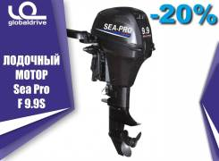 4х-тактный лодочный мотор Sea Pro F 9.9S