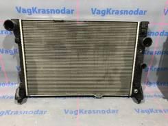 Радиатор основной Mercedes W204 W207 W212 GLK X204