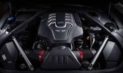 Двигатель в сборе. Hyundai Genesis Hyundai Equus, VI Kia Quoris G8BE, G8BB. Под заказ