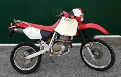 Honda XR 400R, 2001