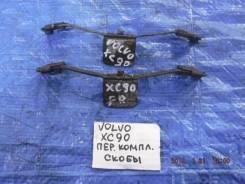 Пружина прижимная тормозной колодки передняя левая правая Volvo XC90 C_91 B6294T 30665010