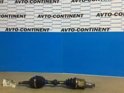Привод левый передний Nissan Presage TNU31 QR25 4WD