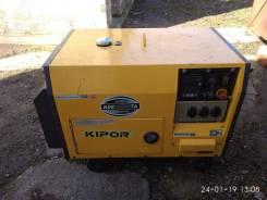 Дизельный генератор Kipor KDE 12000TA