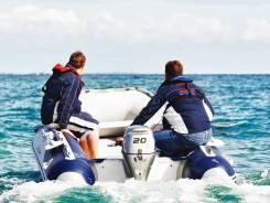 Надувная лодка Honwave Honda с алюминиевым днищем T40AE2 (T40AE2BG)