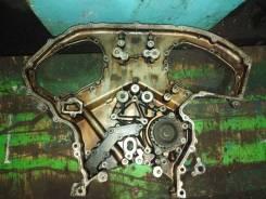 Крышка передняя лобовая двс, внутренняя, Nissan VQ20DE.
