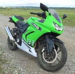 Kawasaki Ninja 250R, 2008