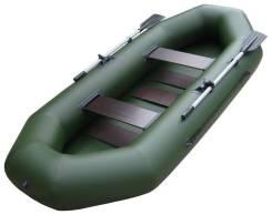 Лодка резиновая Шкипер 280