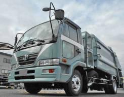 Nissan Diesel Condor. Мусоровоз Nissan UD Condor, 6 400куб. см. Под заказ