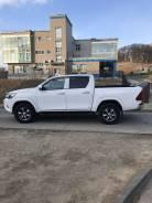 Фендера Комплект Toyota Hilux Pick Up с 2015г. -