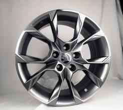Новые диски R17 5/112 Skoda