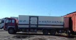 Продам грузовик фусо на запчасти