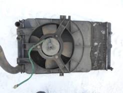 Радиатор охлаждения двигателя. Лада 2110, 2110
