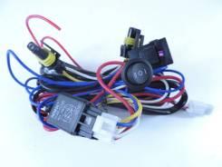 Комплект проводки для доп оптики-света 2 поста комби L-5м 12v