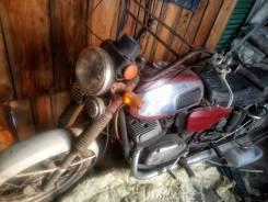 Продам мотоцикл Jawa на запчасти
