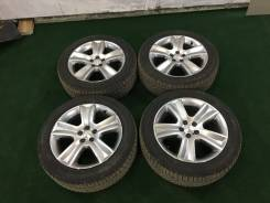 """Комплект колес 215/55R17 Yokohama Geolandar G-900 Лето. 7.0x17"""" 5x100.00 ET48"""
