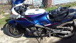 Yamaha FJ 1200, 1987