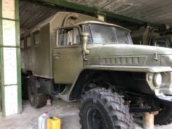 Урал 375. Продаётся фургон , 6 000куб. см., 10 000кг., 6x6