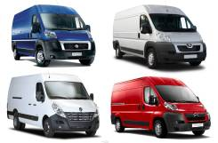 Автосервис Fiat, Peugeot, Citroen, Renault, Ford, Iveco в Москве.