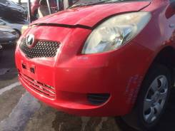 Ноускат Toyota VITZ ksp90 красный белый 1 модель