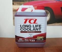 Антифриз TCL Long Life Coolant -50C RED 4 л [Япония]