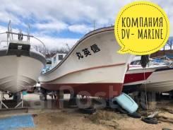 Продам шхуну Yanmar 33 во Владивостоке DV-Marine